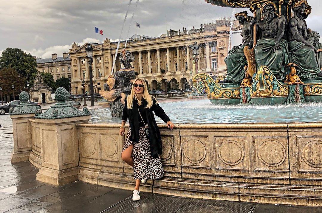 Κωνσταντίνα Σπυροπούλου: Μοιράζεται υπέροχες φωτογραφίες από το Παρίσι! | tlife.gr