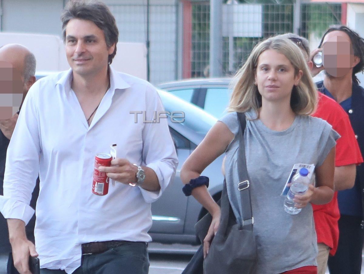 Νίκος Κριθαριώτης: Στο γήπεδο μαζί με τη Ναστάζια Δαρίβα λίγο πριν το γάμο τους! | tlife.gr