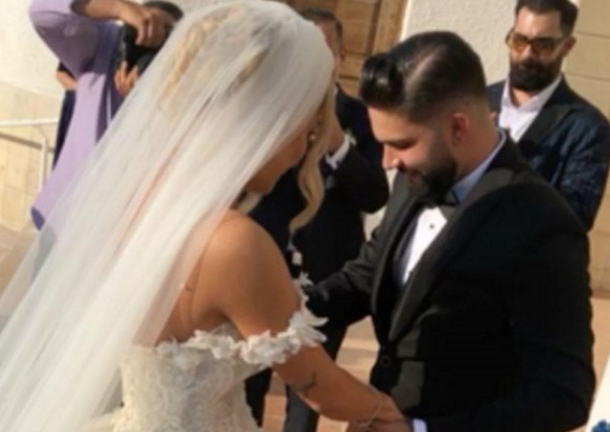 Αντρέας Λέοντας – Χριστίνα Κονναρή: Ανέβηκαν τα σκαλιά της εκκλησίας! [pics,video] | tlife.gr