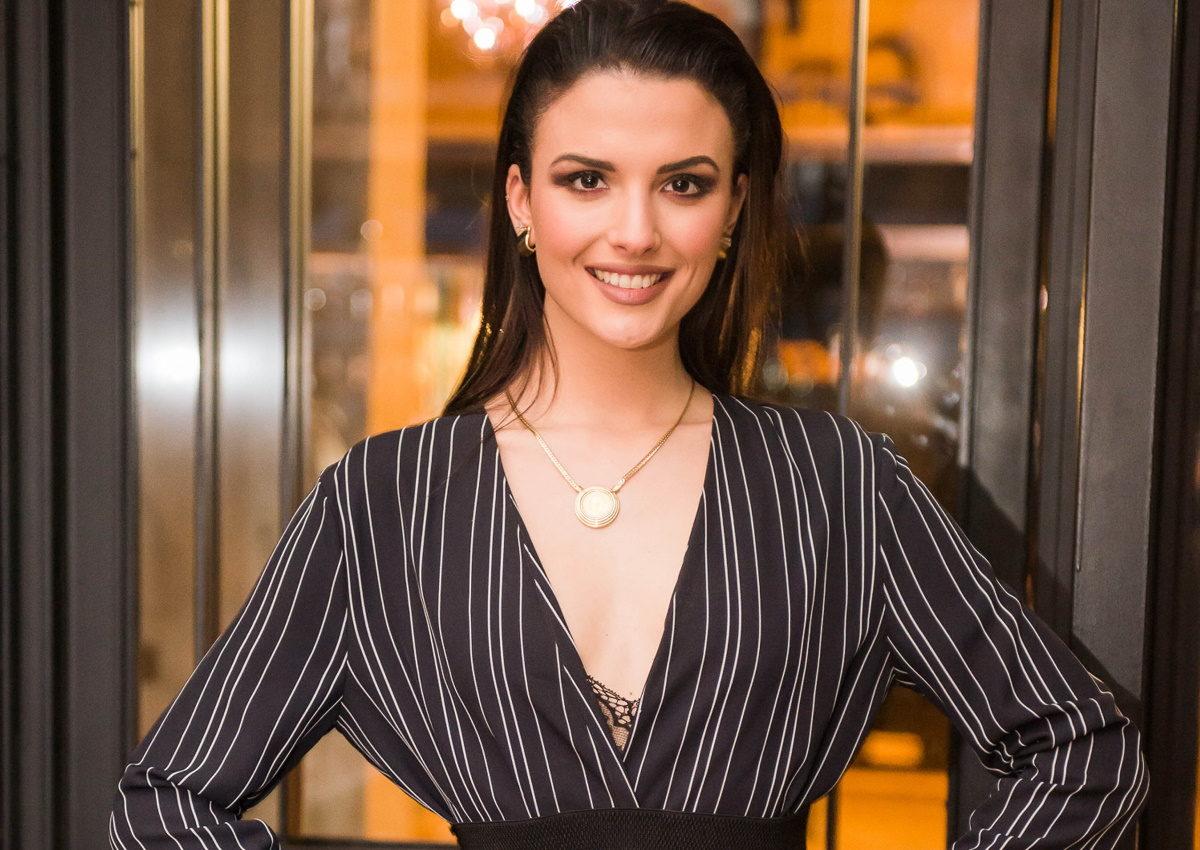 Κατερίνα Λιόλιου: Βραδινή έξοδος με γοητευτικό τραγουδιστή, μετά την διάψευση ότι είναι ζευγάρι με τον Bo! | tlife.gr