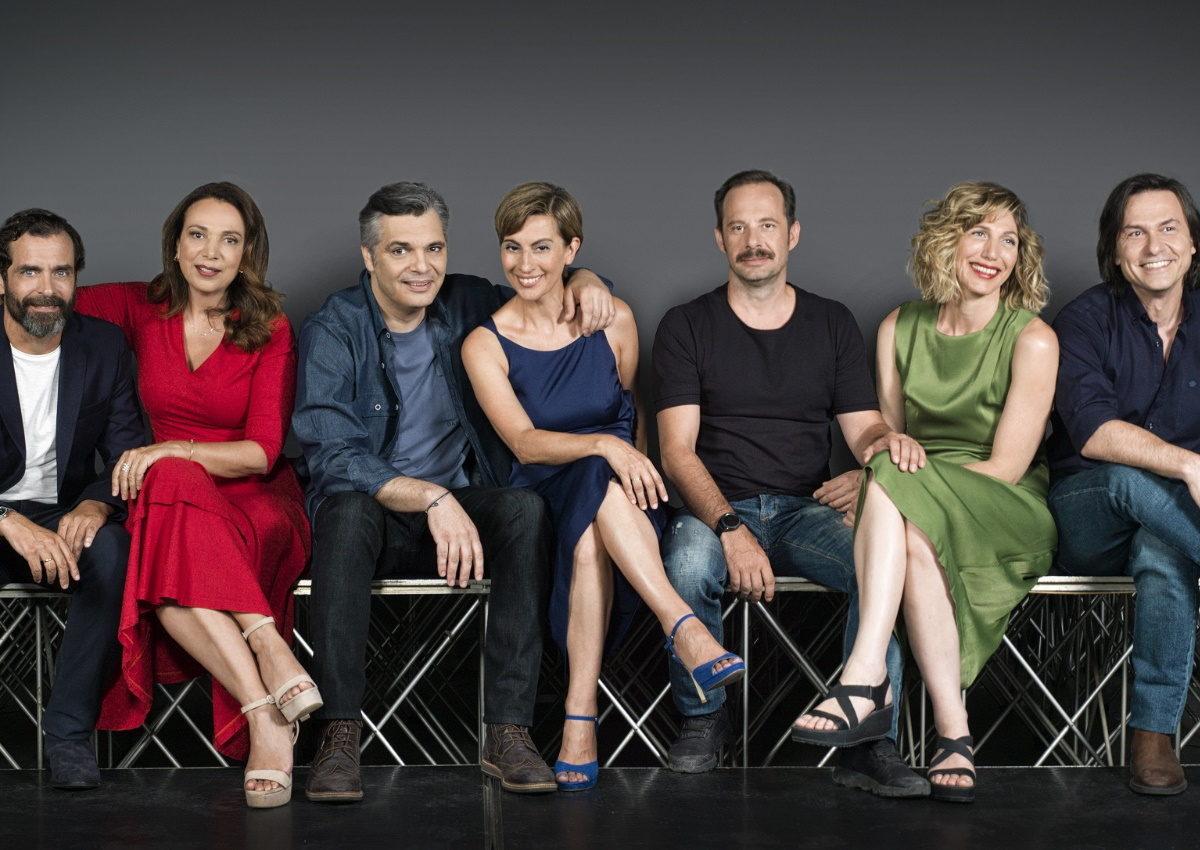 «Λόγω Τιμής»: Η συγκίνηση των πρωταγωνιστών στα γυρίσματα της σειράς [video] | tlife.gr