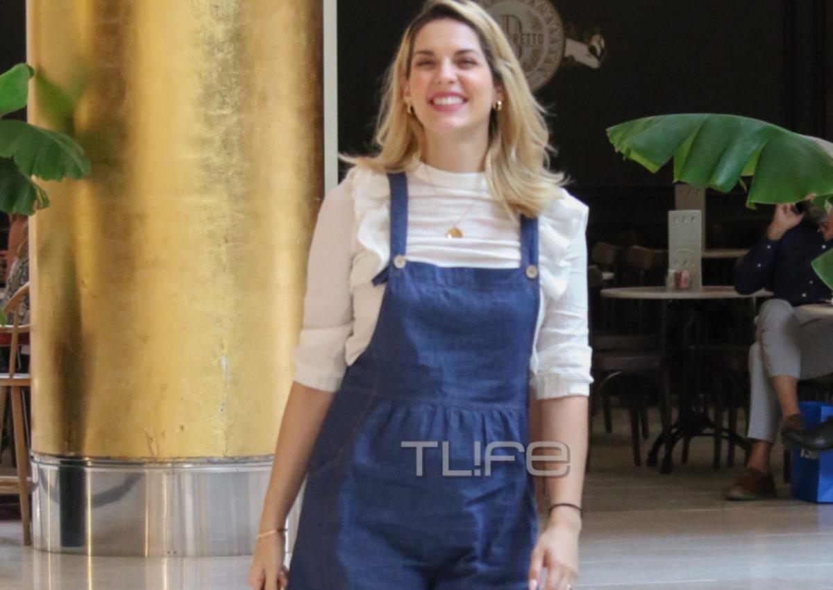 Μαντώ Γαστεράτου: Πρωινή βόλτα σε εμπορικό κέντρο, στον 6ο μήνα της εγκυμοσύνης της! [pics] | tlife.gr