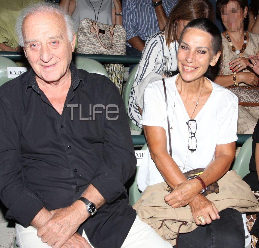 Γιώργος Χατζηνάσιος: Βραδινή έξοδος με την γοητευτική σύζυγό του Μαρία![pics] | tlife.gr