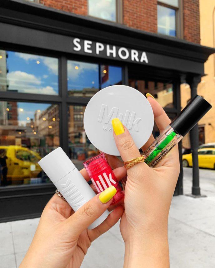 Beauty alert! Επισκέφτηκα το πρωί στα Sephora και ανακάλυψα ότι ήρθε στην Ελλάδα αυτό το brand! | tlife.gr