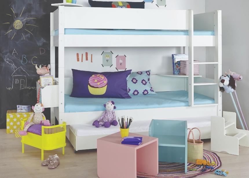 Παιδικό Δωμάτιο: Εσύ βρήκες το κρεβάτι που θα κοιμάται το παιδί σου;