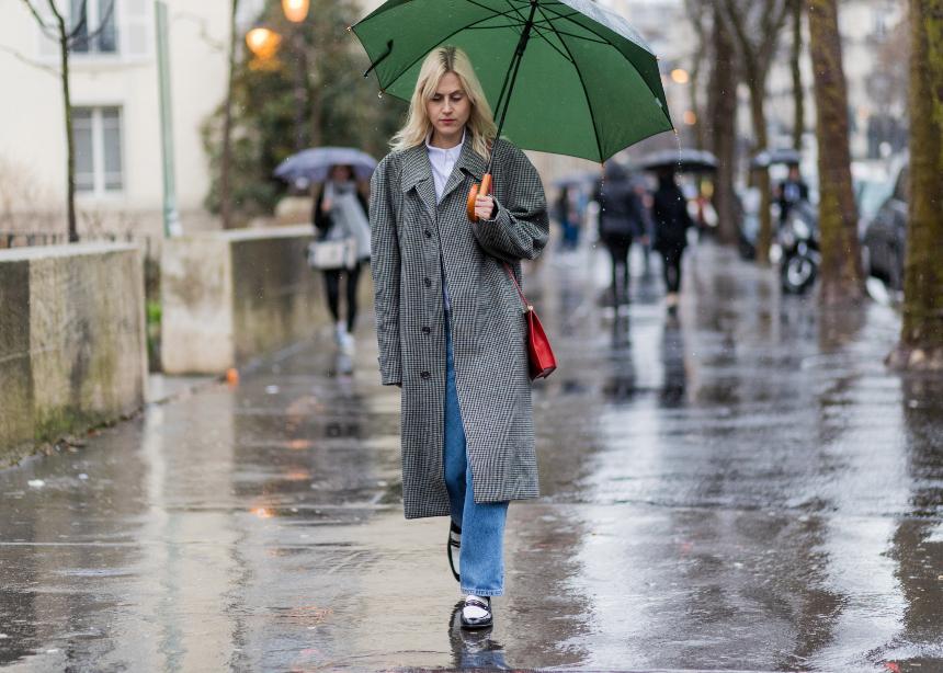 Πρώτη βροχή! Τι παπούτσια φοράμε; | tlife.gr