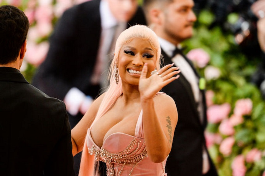 """""""Βόμβα"""" στην μουσική σκηνή! Η Nicki Minaj αποσύρεται από το τραγούδι και αυτός είναι ο λόγος"""