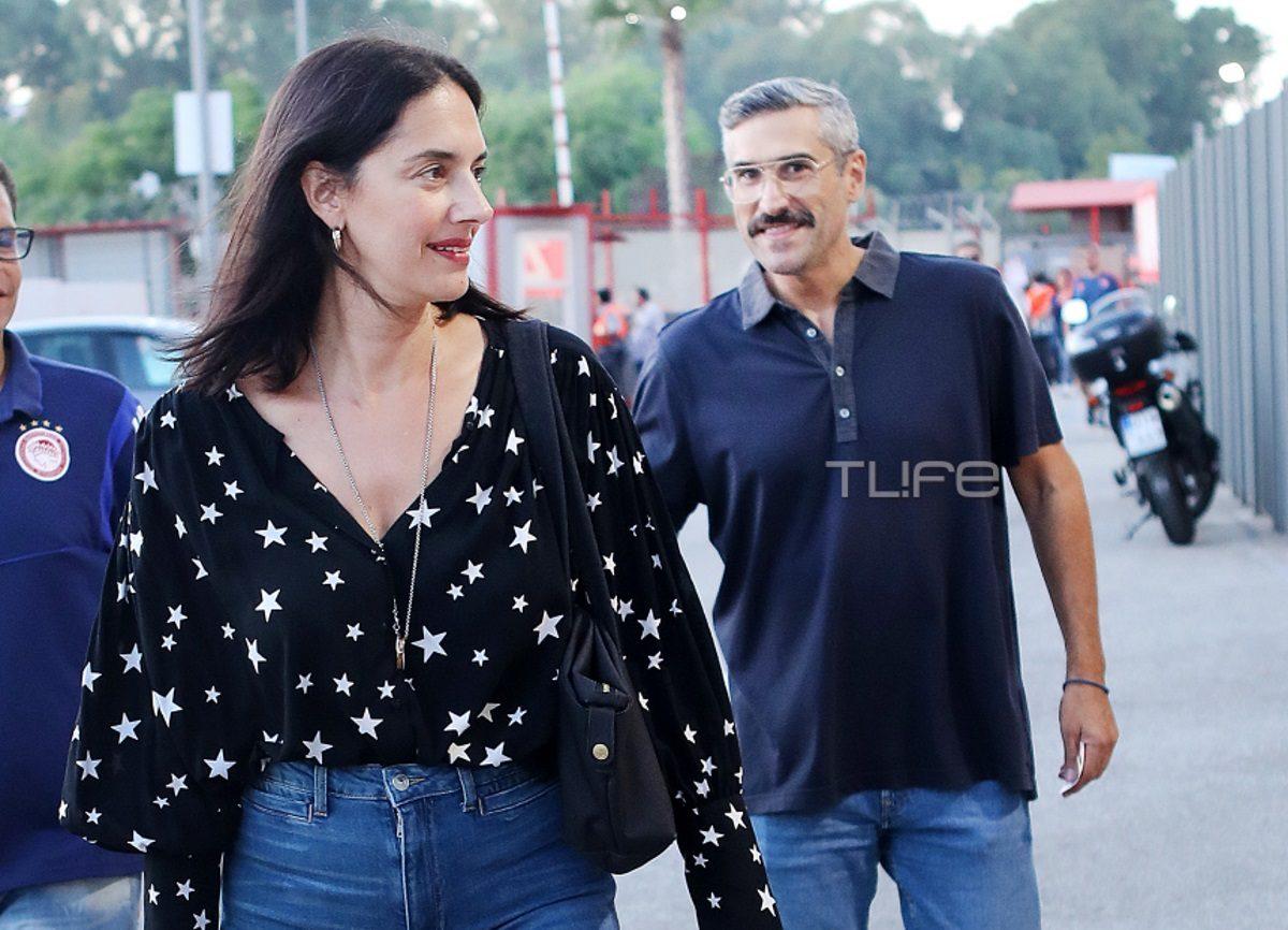 Νόνη Δούνια: Σπάνια έξοδος με τον σύζυγό της – Πού τους εντόπισε ο φακός [pics] | tlife.gr