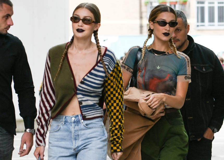 Τι θα βάλεις αυτό το ΣΚ; Πάρε ιδέες από τις off duty εμφανίσεις των μοντέλων στο Μιλάνο! | tlife.gr