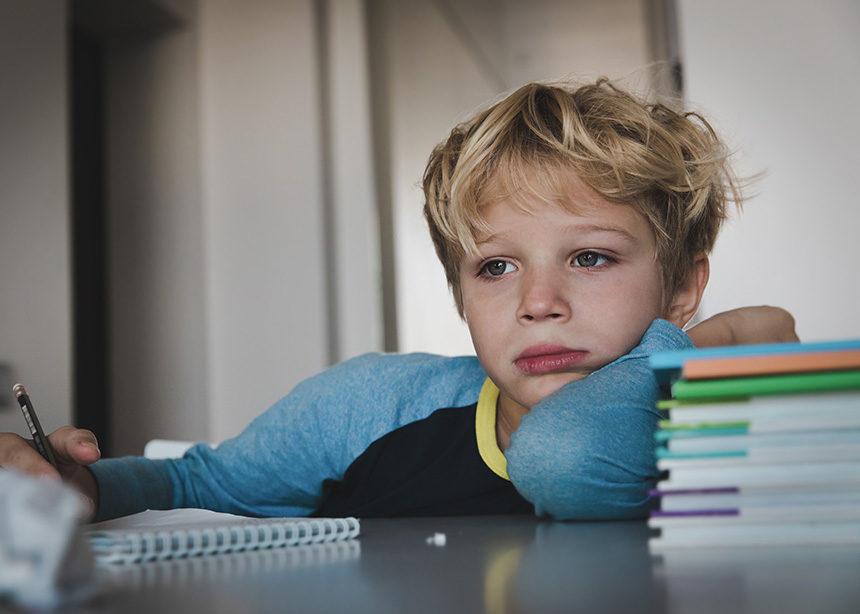 Τips για να σώσεις το παιδί σου από το άγχος | tlife.gr