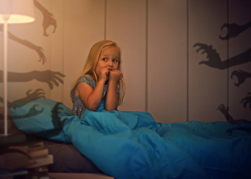 Οι 5 πιο συνηθισμένες φοβίες που έχει ένα μικρό παιδάκι   tlife.gr