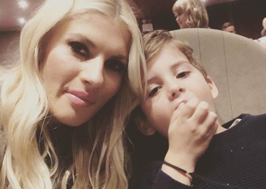 Όλγα Πηλιάκη: Πήγε μία ώρα νωρίτερα τον γιο της στον αγιασμό - Δες τι έκαναν οι δυο τους