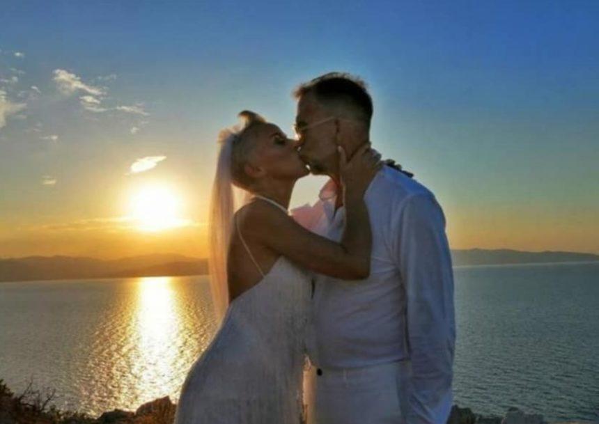 Πάνος Μεταξόπουλος: Νέες φωτογραφίες από το γάμο του στο Αγκίστρι! [pics,video]