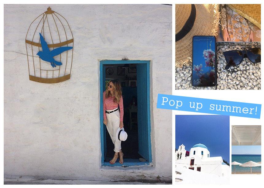 Το καλοκαίρι μου ήταν …Pop up και με τις πιο ωραίες φωτογραφίες! | tlife.gr