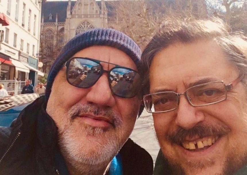 Δεν σταματά να συγκινεί ο Νίκος Πορτοκάλογλου! Η ανάρτηση μετά την κηδεία του Μαχαιρίτσα | tlife.gr