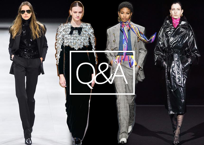 Ό,τι απορία και να έχεις στείλε την ερώτηση σου!Η fashion editor απαντά σε όλα!   tlife.gr