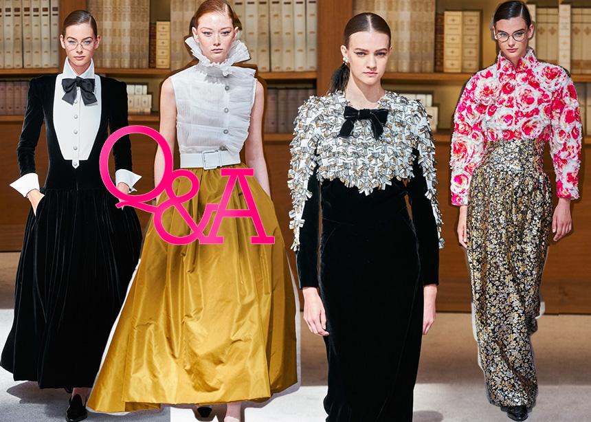 Αν έχεις απορίες για το style σου, στείλε την ερώτηση σου και η fashion editor θα σου απαντήσει!