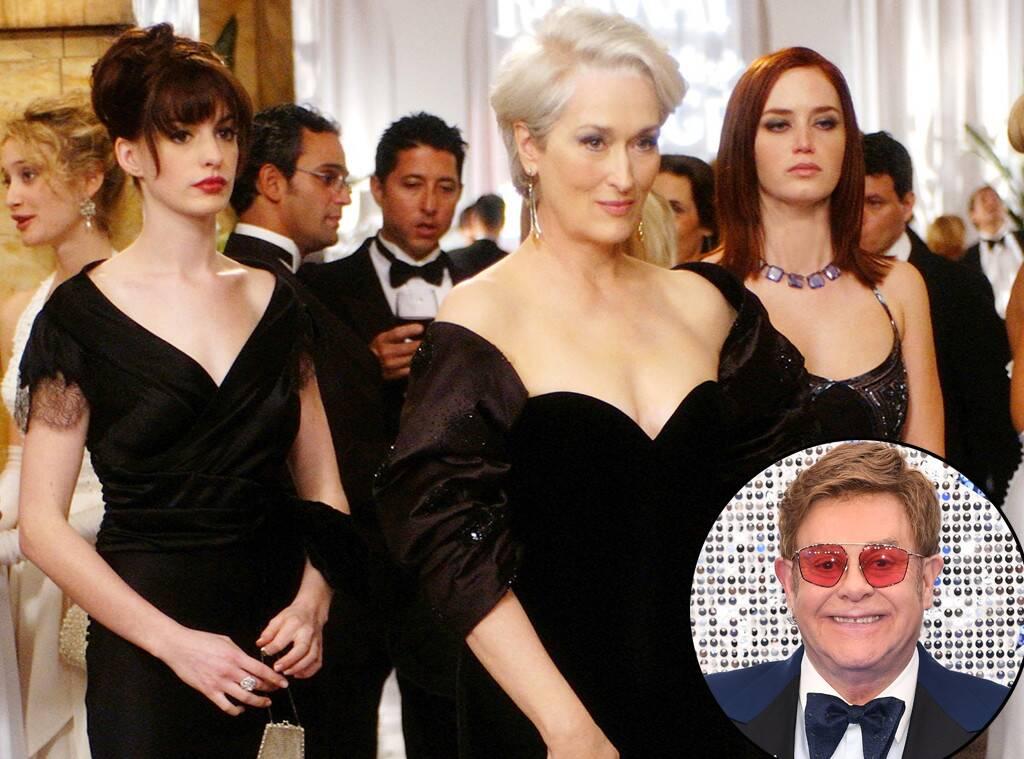 «Ο Διάβολος Φορούσε Prada» στο θέατρο με μουσική από τον Elton John! | tlife.gr