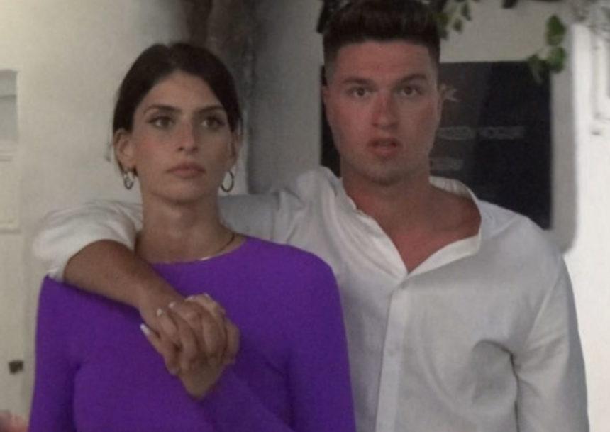 Ιωάννα Σαρρή: Η πρώην παίκτρια του GNTM σε τρυφερά τετ-α-τετ με τον σύντροφό της στη Μύκονο! [video] | tlife.gr