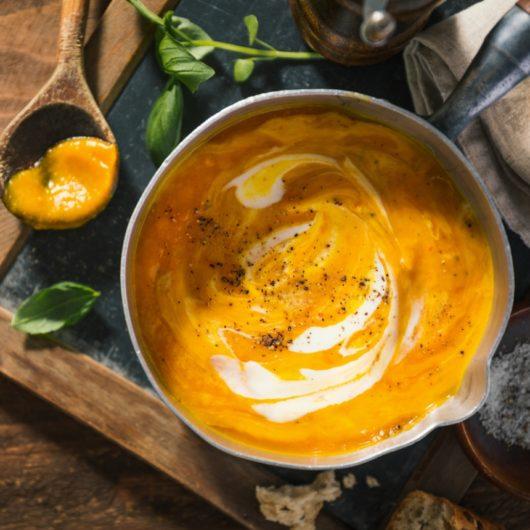 Γευστική και πικάντικη καροτόσουπα | tlife.gr