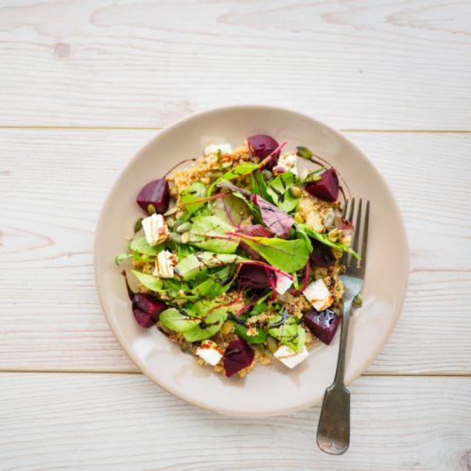 Δροσερή σαλάτα με παντζάρι | tlife.gr