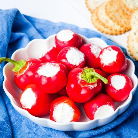 Γεμιστές πιπεριές Φλωρίνης | tlife.gr