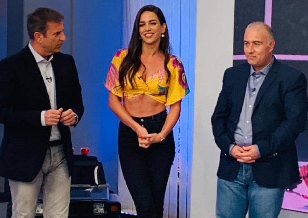 Κατερίνα Στικούδη: Αναστάτωσε τους «Πρωινούς Τύπους» του ΑΝΤ1 στην πρεμιέρα τους! [pics,video] | tlife.gr