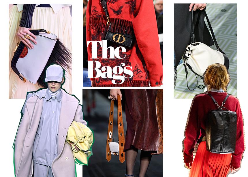 Χειμώνας 2020: Αυτές είναι οι ωραιότερες τσάντες που είδαμε στα catwalks!