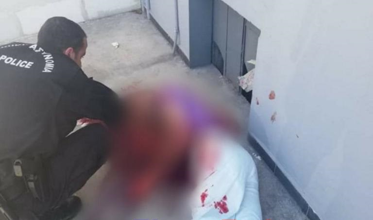 Άνδρας έκοψε το λαιμό του με γυαλί στον Κηφισό – Εικόνες σοκ από το σημείο! | tlife.gr