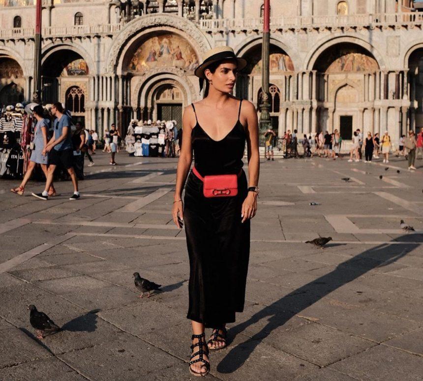 Τόνια Σωτηροπούλου: Chic εμφάνιση στο Φεστιβάλ Κινηματογράφου της Βενετίας! [pics,vid]