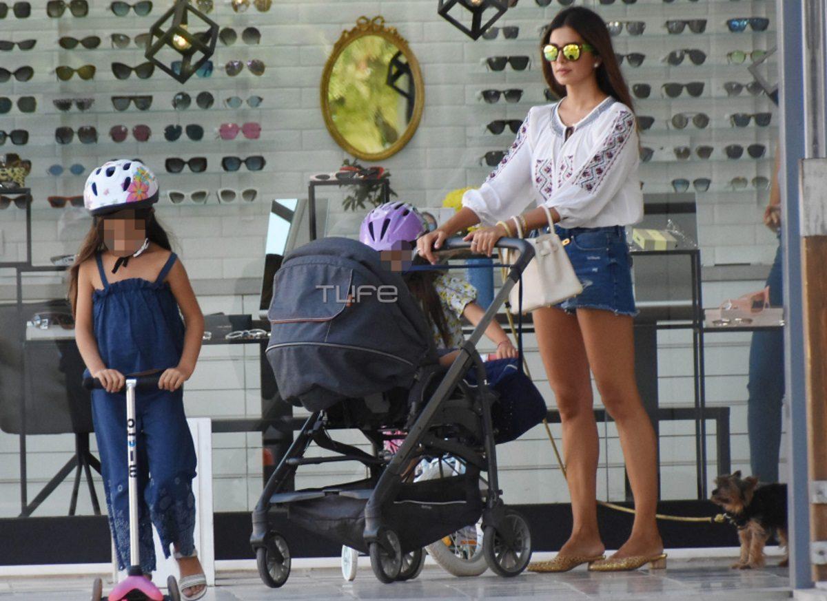 Σταματίνα Τσιτμτσιλή: Πρωινή βόλτα στα βόρεια προάστια μαζί με την οικογένειά της! [pics] | tlife.gr