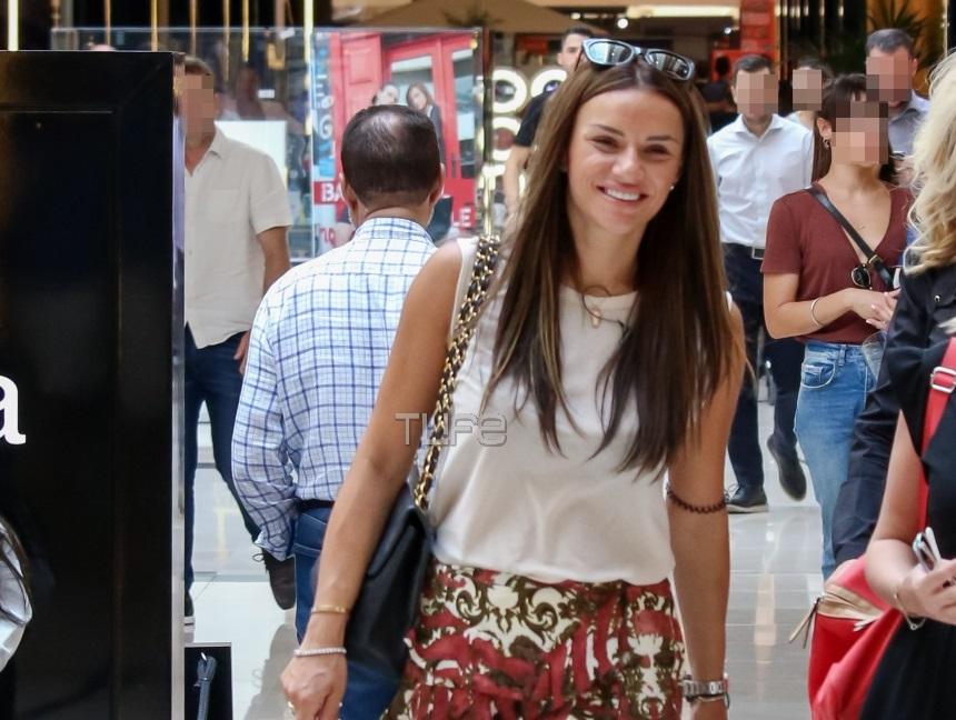Ελένη Τσολάκη: Πού την πέτυχε ο φωτογραφικός φακός λίγες ημέρες πριν την πρεμιέρα της; [pics] | tlife.gr