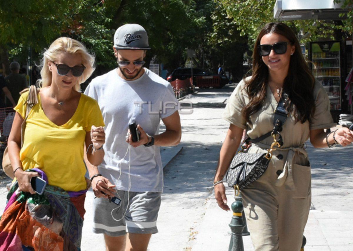 Κατερίνα Γκαγκάκη – Ελένη Τσολάκη: Βόλτα στην Κηφισιά με casual look! [pics] | tlife.gr