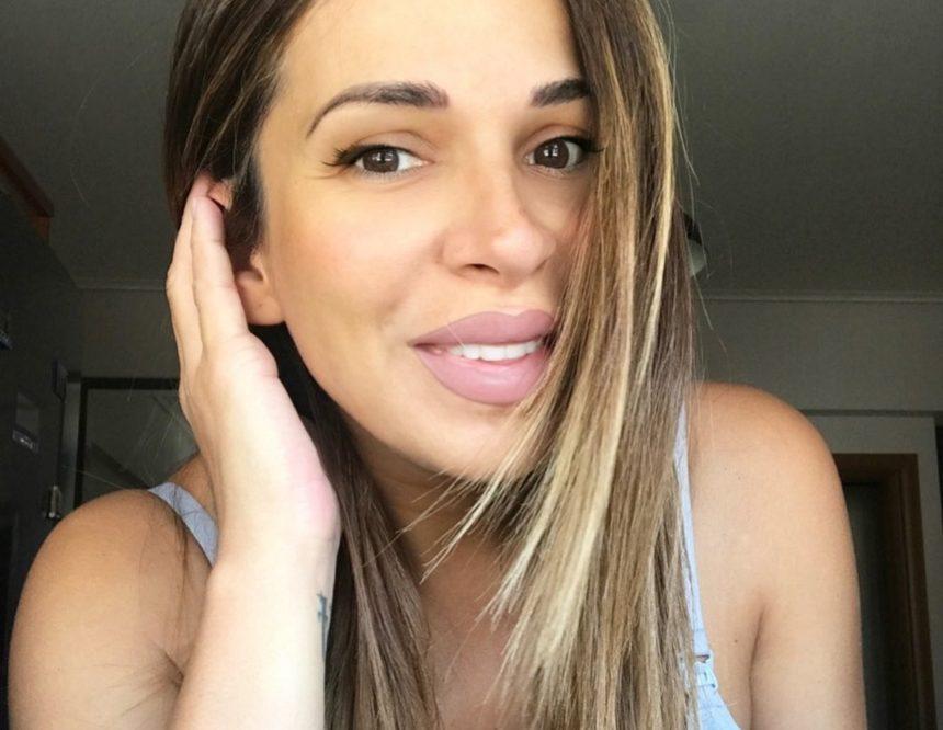 Ελένη Χατζίδου: Το τρυφερό βίντεο με την νεογέννητη κόρη της μετά το θηλασμό! | tlife.gr
