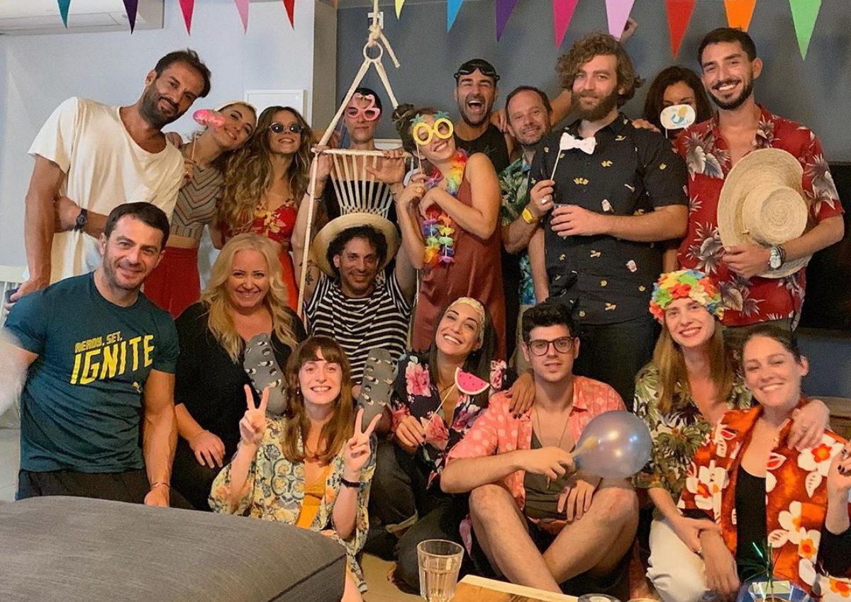 Γενέθλια για τον Γιώργο Χρανιώτη: Το party έκπληξη στο σπίτι του με διάσημους φίλους του [pic,video] | tlife.gr