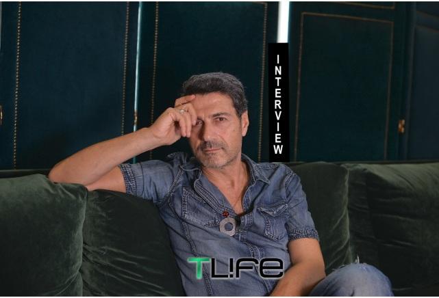 Συγκλονίζει στο TLIFE o Kώστας Φαλελάκης: «Μπορεί να μην ζούσα μετά το θάνατο του Μηνά, αν δεν είχα τη δουλειά μου» VIDEO | tlife.gr