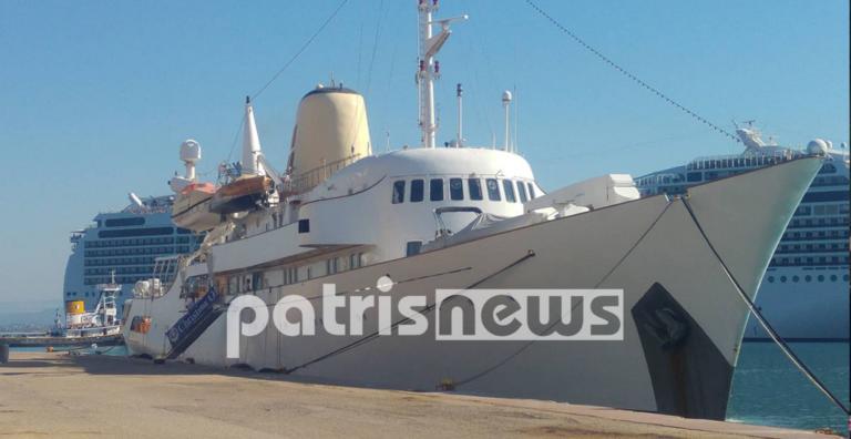 Το πλωτό παλάτι του Ωνάση, νοικιάζεται προς 800.000 ευρώ την εβδομάδα | tlife.gr
