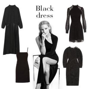 Mαύρα φορέματα
