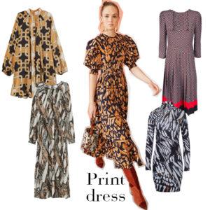 Φορέματα με prints