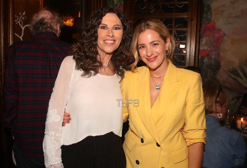 Ελευθερία Αρβανιτάκη: Γιόρτασε τα γενέθλιά της στην παρουσίαση του νέου της δίσκου! Φωτογραφίες | tlife.gr