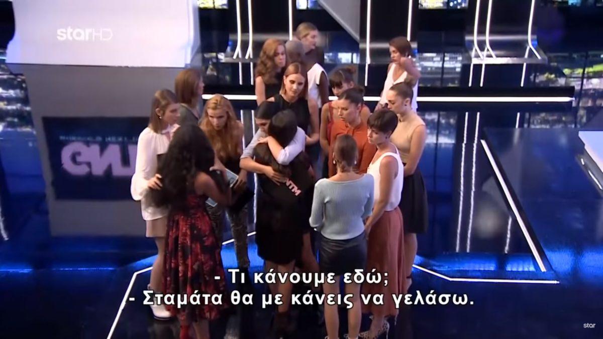 GNTM: Η αποχώρηση της Νίνας και το ξέσπασμα της Μαρίας – «Γαϊδούρα από πάνω μέχρι κάτω» [video] | tlife.gr