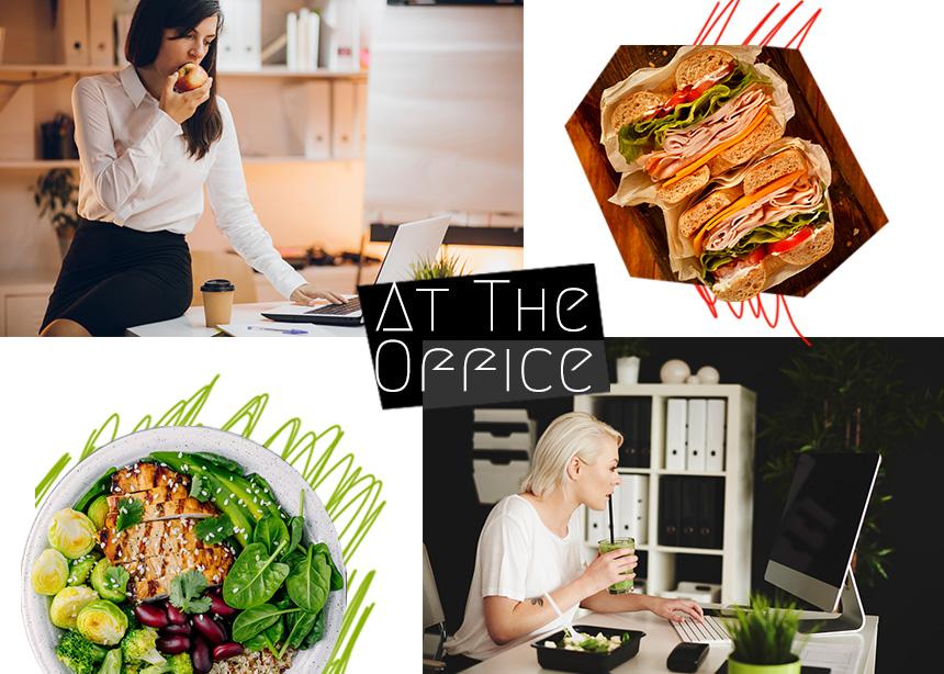 Πείνασες; Αυτά είναι τα πιο υγιεινά γεύματα που μπορείς να φας στη δουλειά! | tlife.gr