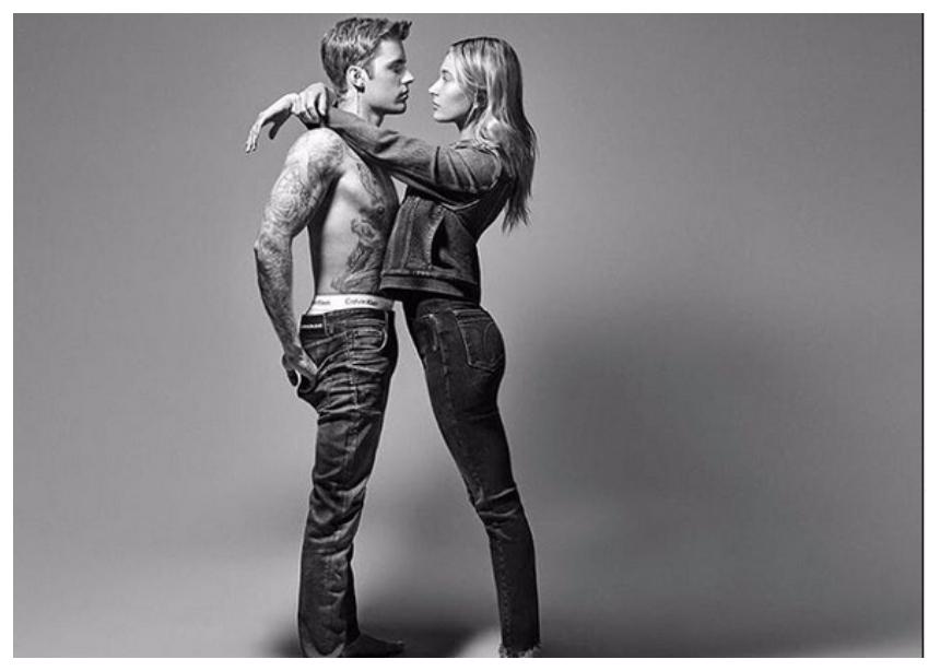Η Hailey και ο Justin Bieber ποζάρουν μαζί για την νέα campaign του Calvin Klein | tlife.gr