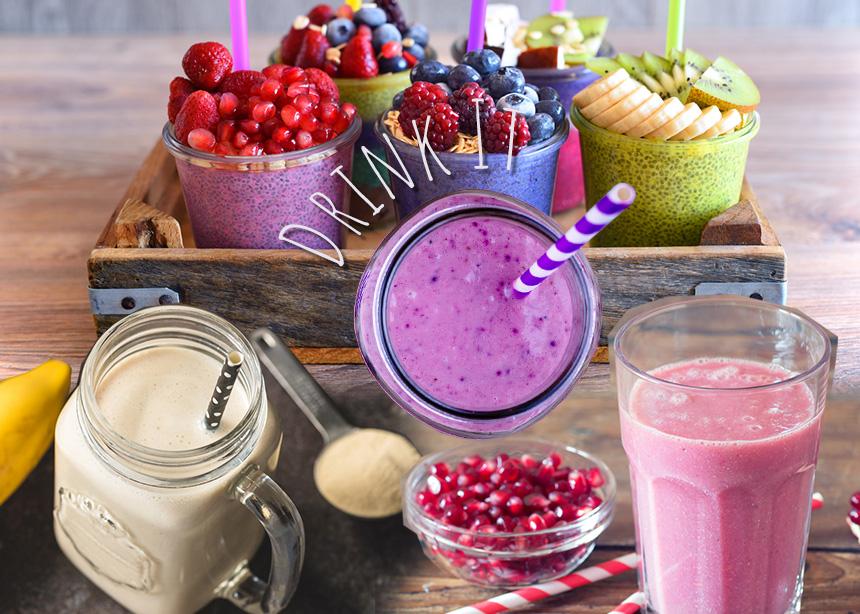 Αισθάνεσαι βάρος; Με αυτά τα smoothies θα απαλλαγείς από την κατακράτηση υγρών | tlife.gr