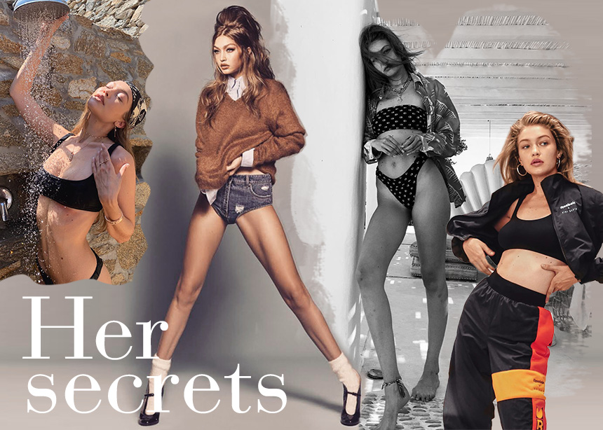 Secrets Of Gigi Hadid: Έτσι απέκτησε την εντυπωσιακή της σιλουέτα η ξανθιά καλλονή! | tlife.gr