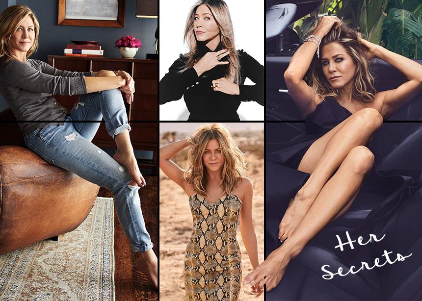 Jennifer Aniston: Τα μυστικά διατροφής που ακολουθεί και έχει αυτό το σώμα στα 50! | tlife.gr