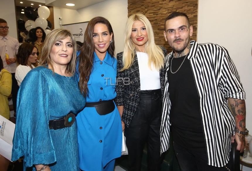 Κατερίνα Στικούδη – Θηρίο: Οι διάσημοι φίλοι τους, τους στήριξαν στο νέο τους επαγγελματικό εγχείρημα! [pics] | tlife.gr