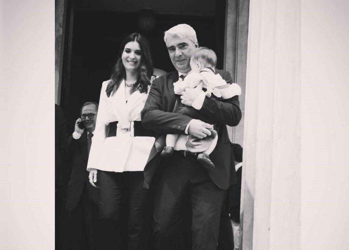 Σίμος Κεδίκογλου – Ελισάβετ Κατσαμάκη: Ο γιος τους έγινε 9 μηνών! [pics] | tlife.gr