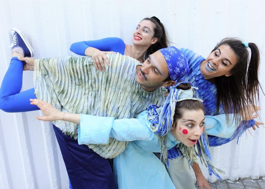 «Κι όμως… Κινείται!» της Γλύκας Στόιου στο Θέατρο Διέλευσις | tlife.gr