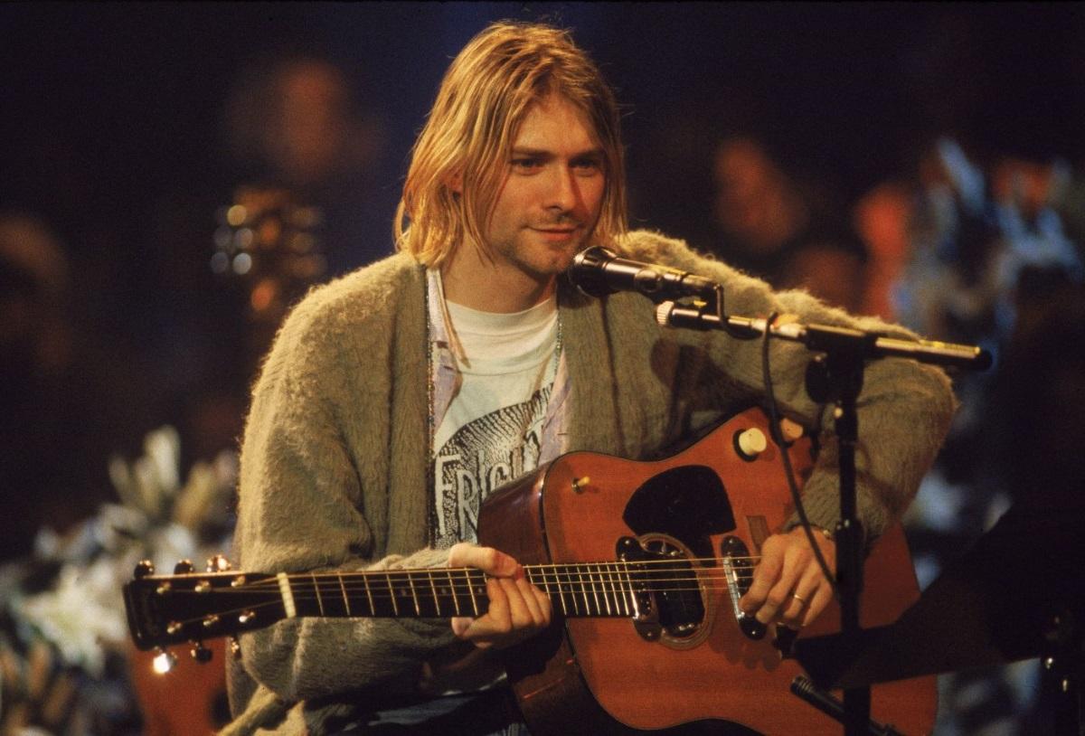 Kurt Cobain: Για πόσα δολάρια πουλήθηκε η ζακέτα του τραγουδιστή των Nirvana;